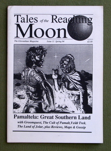 Image for Tales of the Reaching Moon, Issue 11 (Glorantha/Runequest)