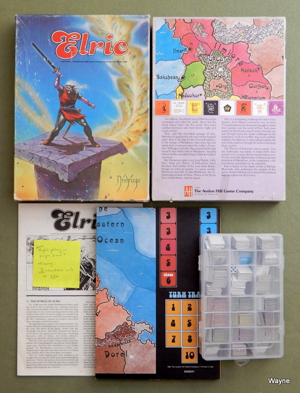 Image for Elric: Young Kingdoms Adventure Game - PLAY SET