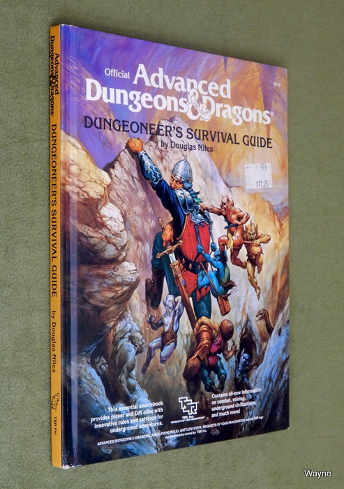 Image for Dungeoneer's Survival Guide (Advanced Dungeons & Dragons)