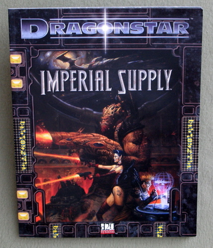 Image for Imperial Supply (Dragonstar: D20 System)