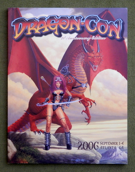 Image for Dragon*Con: 20th Anniversary Edition (Sept 1-4, 2006: Atlanta, GA)