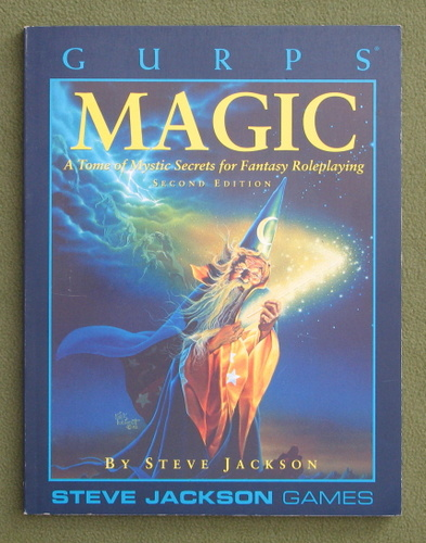 Image for GURPS Magic (2nd Edition)