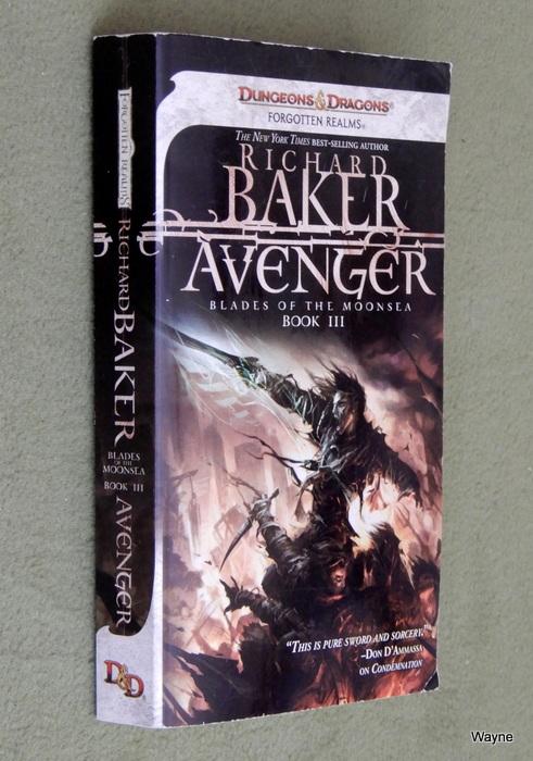 Avenger: Blades of the Moonsea, Book III (Forgotten Realms)