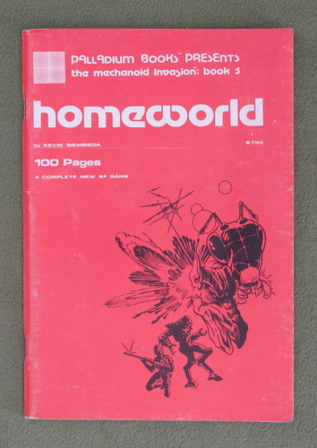 Image for Homeworld: The Mechanoid Invasion, Book 3
