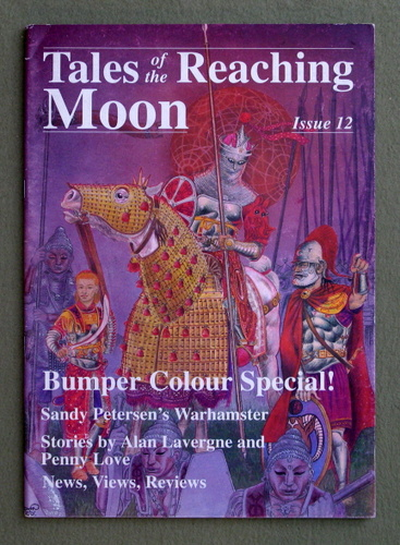 Image for Tales of the Reaching Moon, Issue 12 (Glorantha/Runequest)