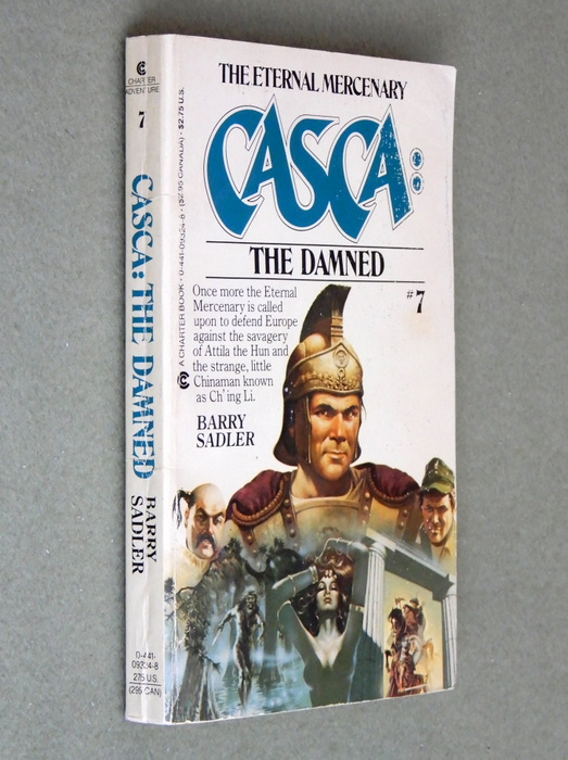 Image for Casca: The Damned (#7)