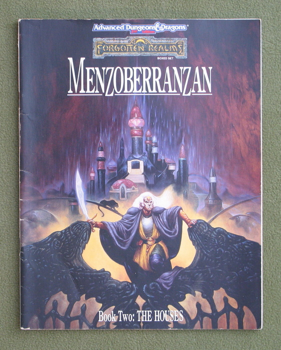 Image for Menzoberranzan, Book Two: The Houses