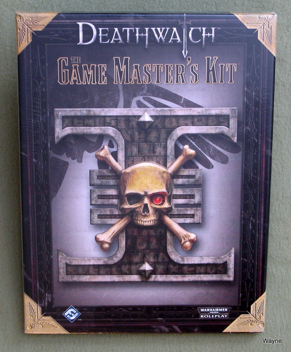 Image for Deathwatch Game Master's Kit (Warhammer 40,000 Roleplay)