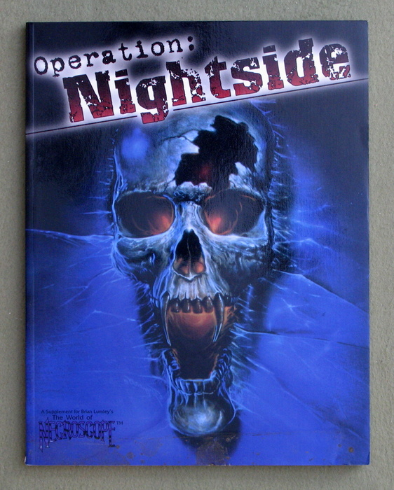 Image for Operation: Nightside (World of Necroscope)