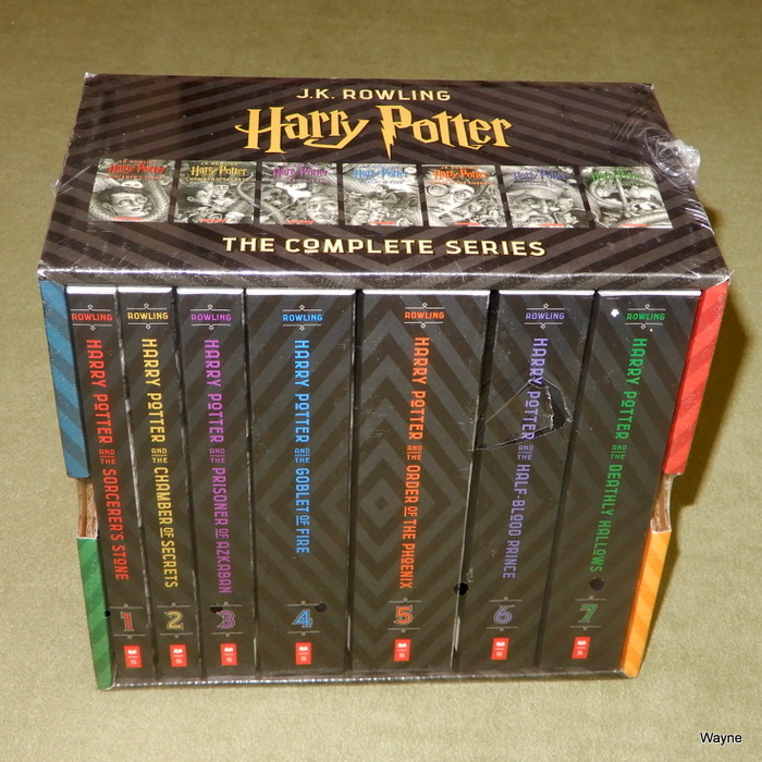 Image for Harry Potter Books 1-7 Special Edition Boxed Set