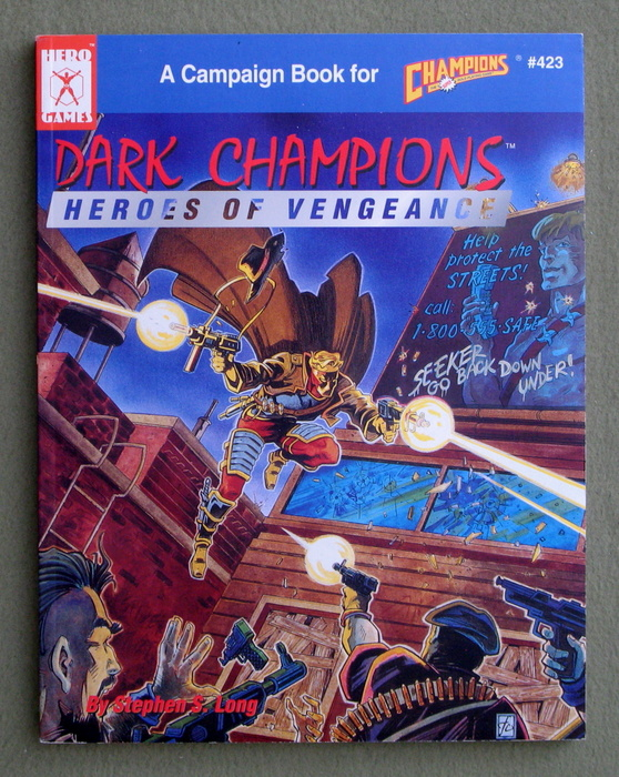 Image for Dark Champions: Heroes of Vengeance