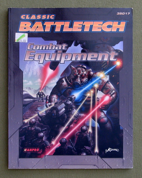 Image for Classic Battletech: Combat Equipment