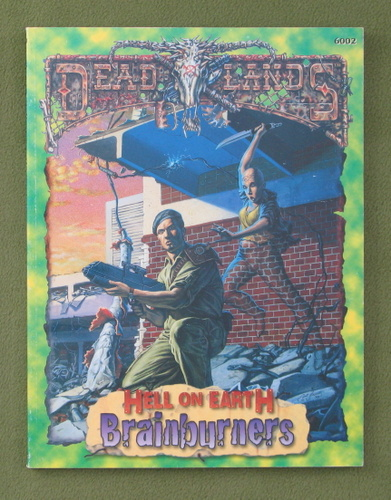Image for Brainburners (Deadlands: Hell on Earth)