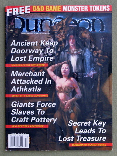 Image for Dungeon Magazine, Issue 88 - NO TOKENS