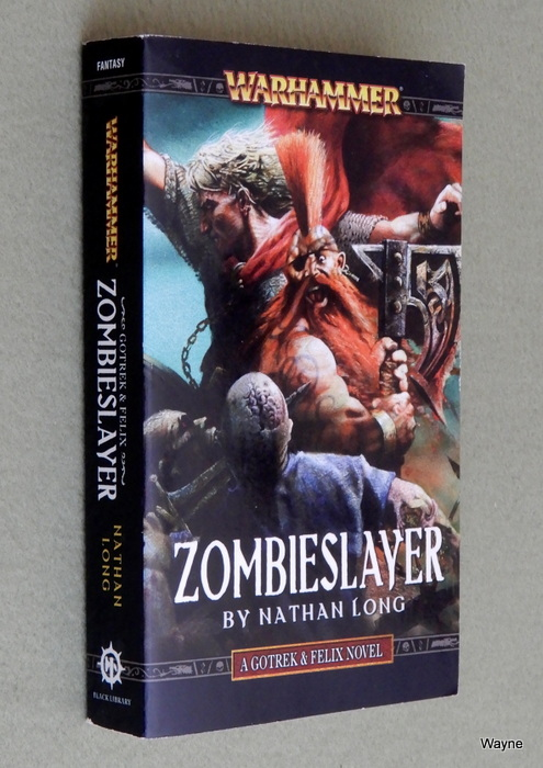 Image for Zombieslayer (Warhammer: Gotrek & Felix)