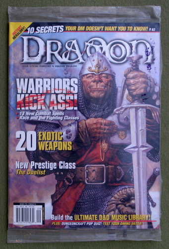 Image for Dragon Magazine, Issue 275