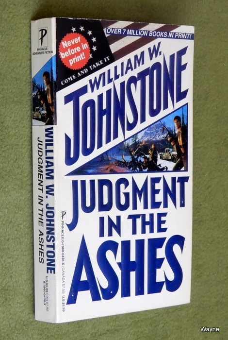 Image for Judgment in the Ashes