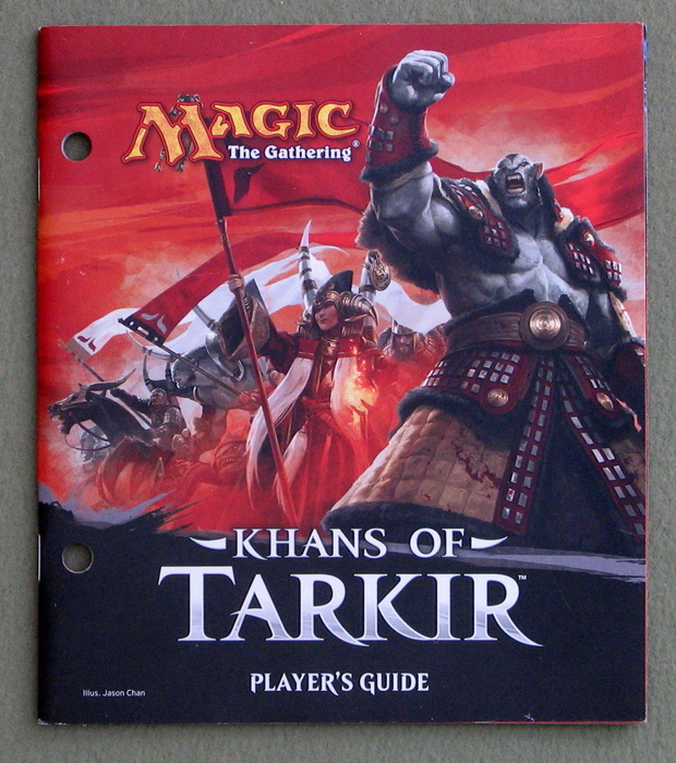 Image for Khans of Tarkir: Player's Guide