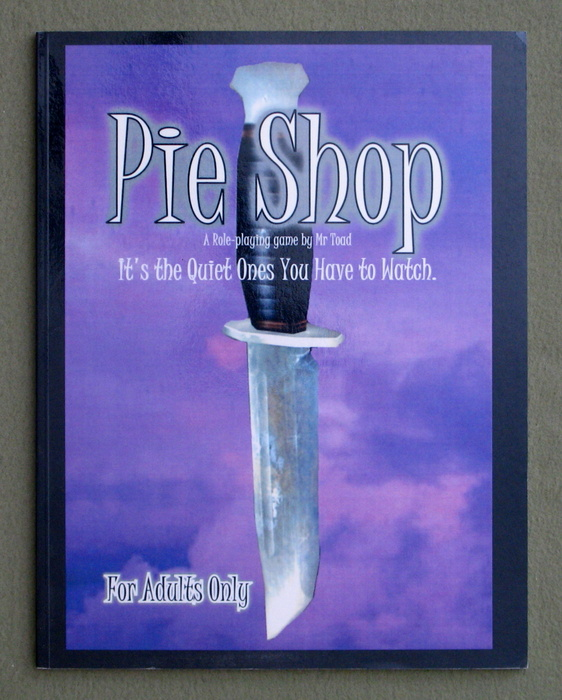 Image for Pie Shop: A Roleplaying Game