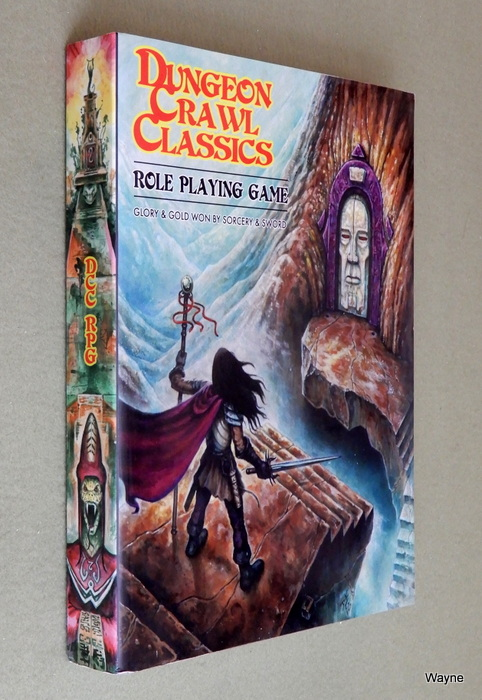 Image for Dungeon Crawl Classics: Softcover Edition