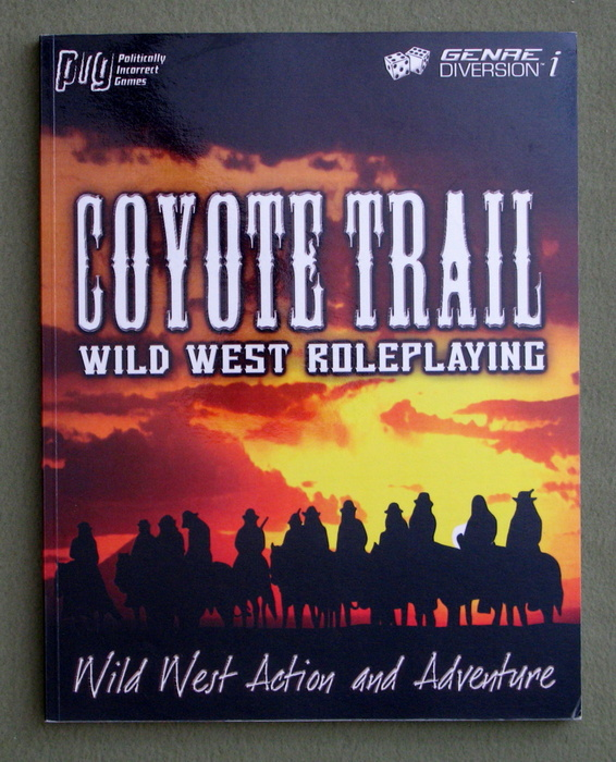 Image for Coyote Trail: Wild West Action and Adventure