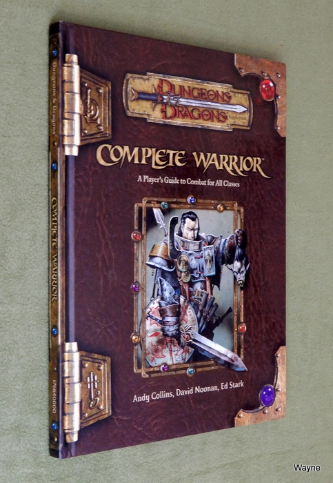 Image for Complete Warrior (Dungeons & Dragons: D20 system)