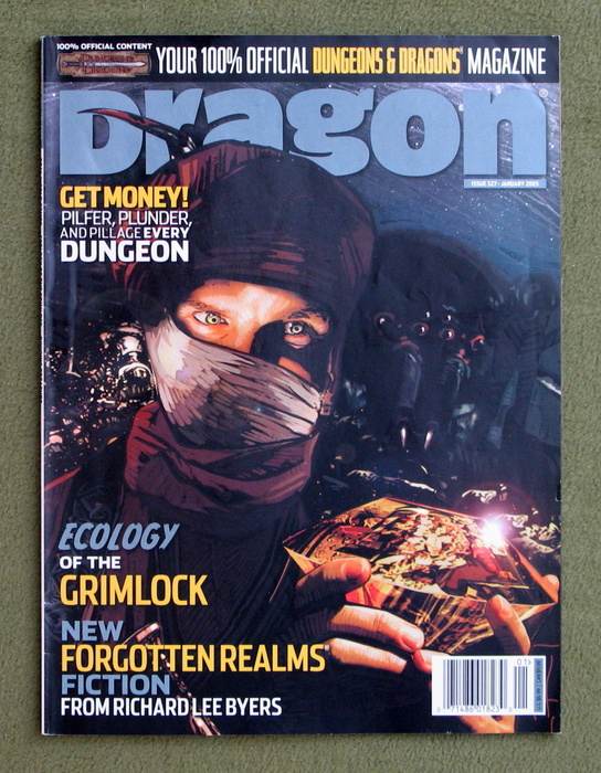 Image for Dragon Magazine, Issue 327