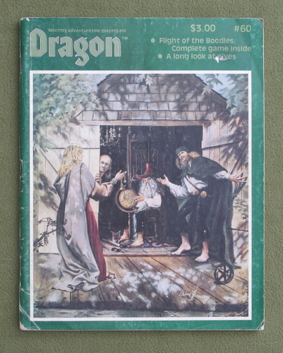 Image for Dragon Magazine, Issue 60