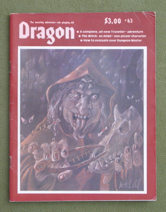 Image for Dragon Magazine, Issue 43