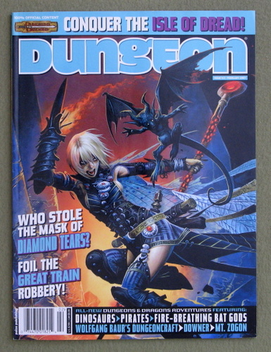 Image for Dungeon Magazine, Issue 143