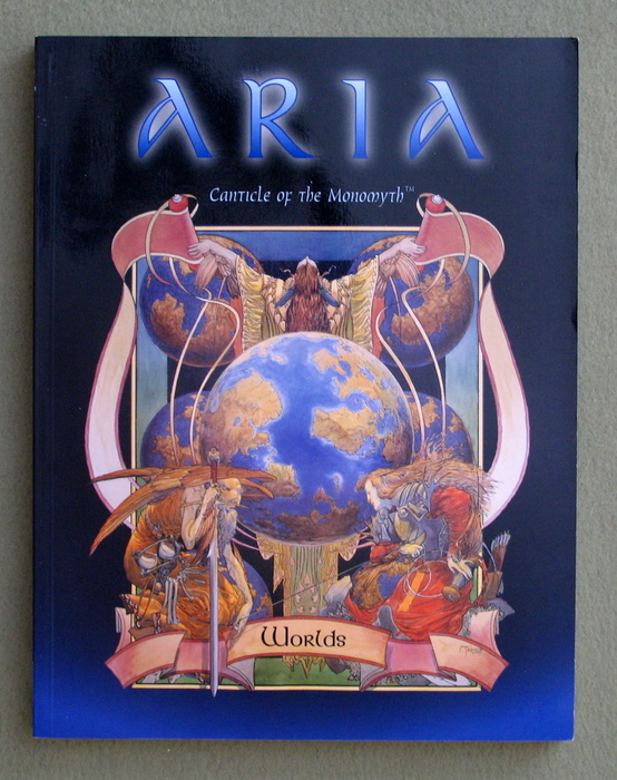 Image for Aria Worlds (Aria Series : Canticle of the Monomyth)