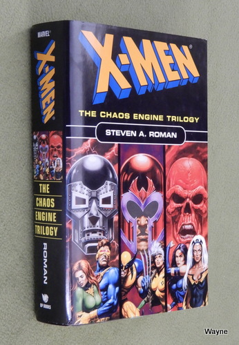 Image for X-men: The Chaos Engine Trilogy (Doctor Doom/Magneto/Red Skull)
