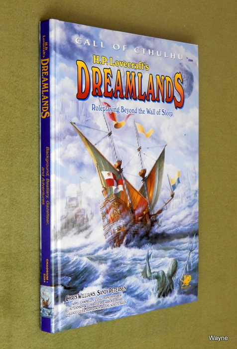 Image for H. P. Lovecraft's Dreamlands, 5th Edition (Call of Cthulhu Horror Roleplaying)