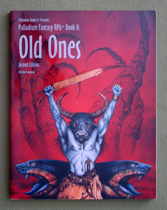 Image for The Palladium RPG Book II: Old Ones (Second Edition)