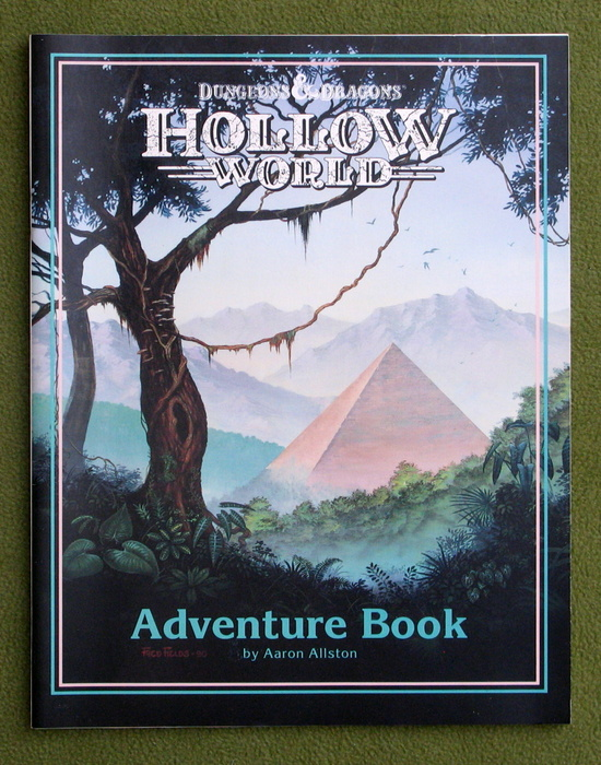 Image for Hollow World: Adventure Book (Dungeons and Dragons)