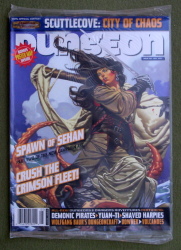 Image for Dungeon Magazine, Issue 146