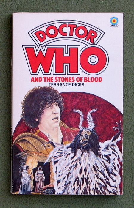 Image for Doctor Who and the Stones of Blood