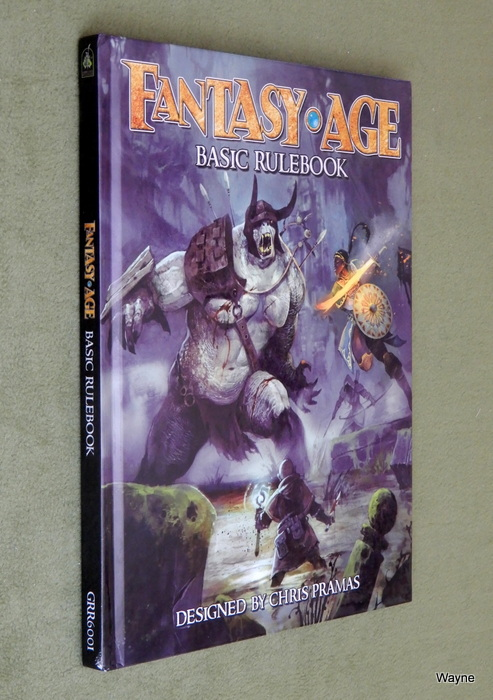 Image for Fantasy AGE Basic Rulebook