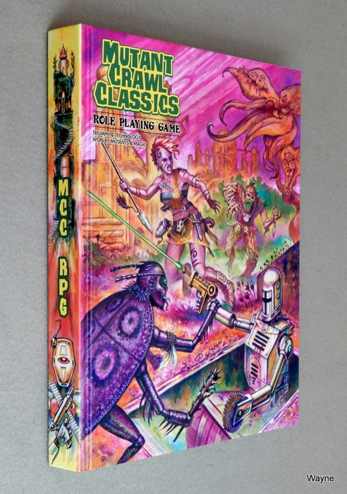 Image for Mutant Crawl Classics: Hardcover Edition