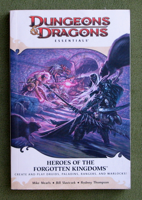 Image for Heroes of the Forgotten Kingdoms (Dungeons & Dragons Essentials)