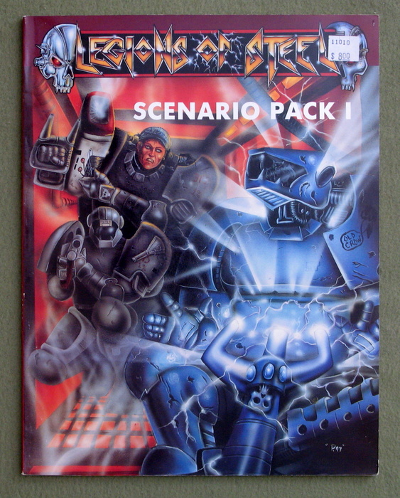 Image for Legions of Steel: Scenario Pack I