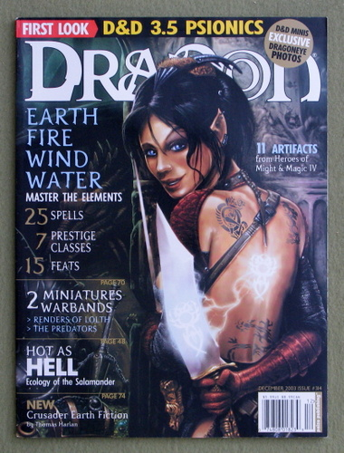 Image for Dragon Magazine, Issue 314