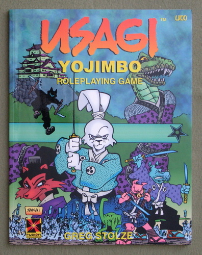 Image for Usagi Yojimbo Roleplaying Game