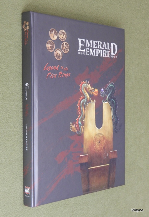 Image for Emerald Empire (Legend of the Five Rings)