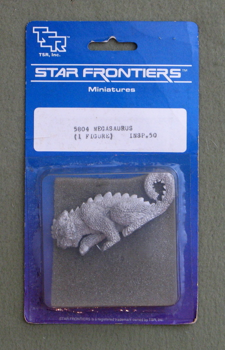 Image for Megasaurus (Star Frontiers Miniatures)
