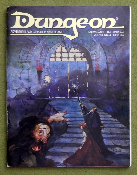 Image for Dungeon Magazine, Issue 46
