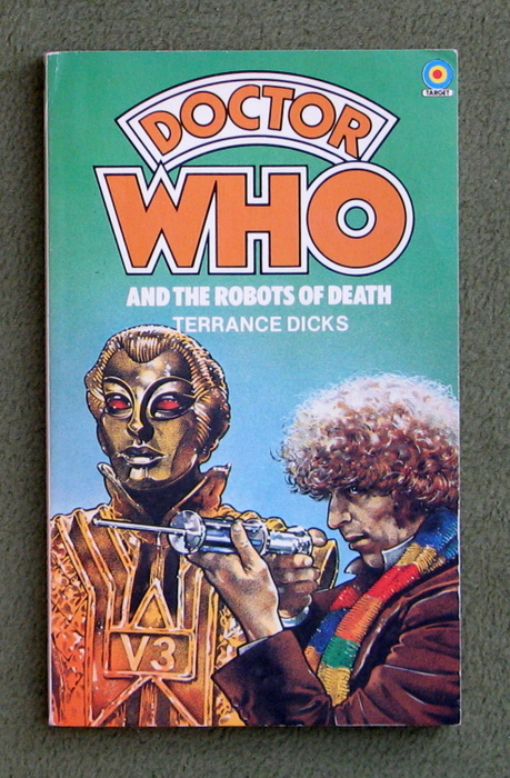Image for Doctor Who and the Robots of Death