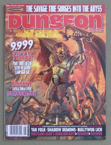 Image for Dungeon Magazine, Issue 147
