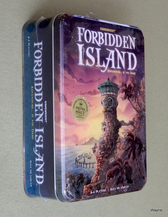 Image for Forbidden Island