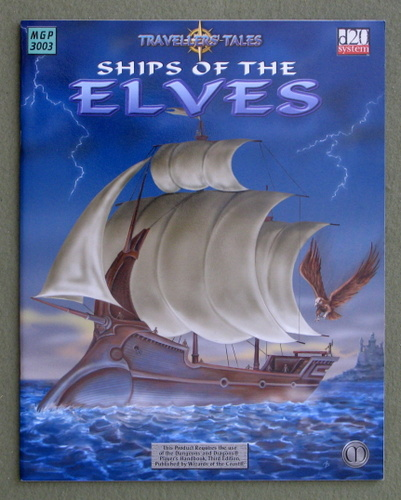 Image for Ships of the Elves (Dungeons & Dragons: D20 System)